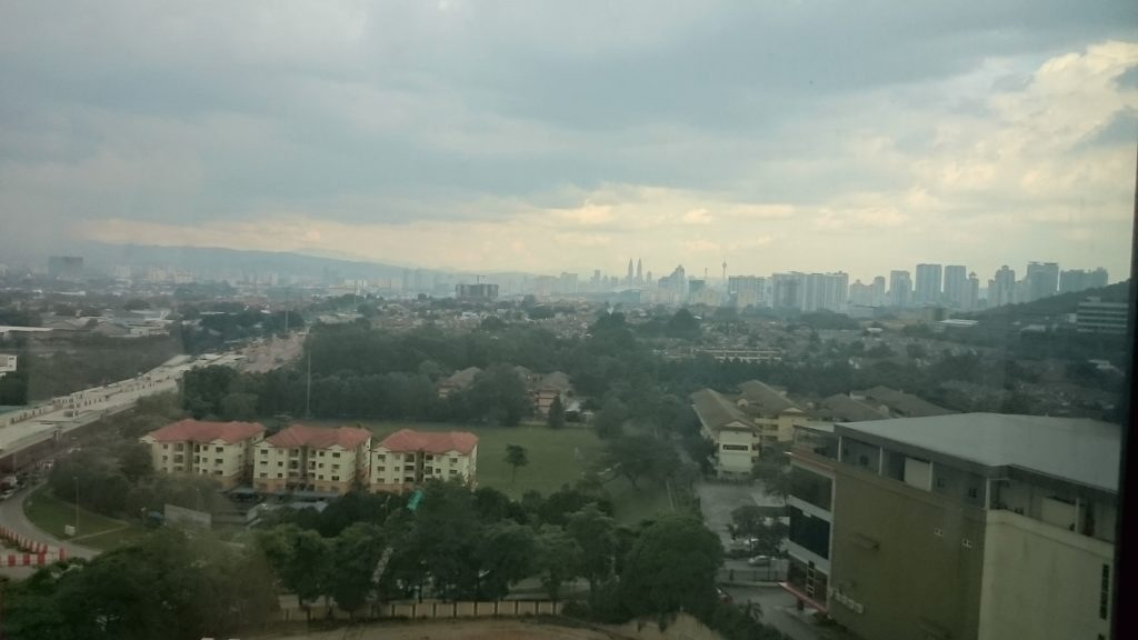 East Parc with KLCC View