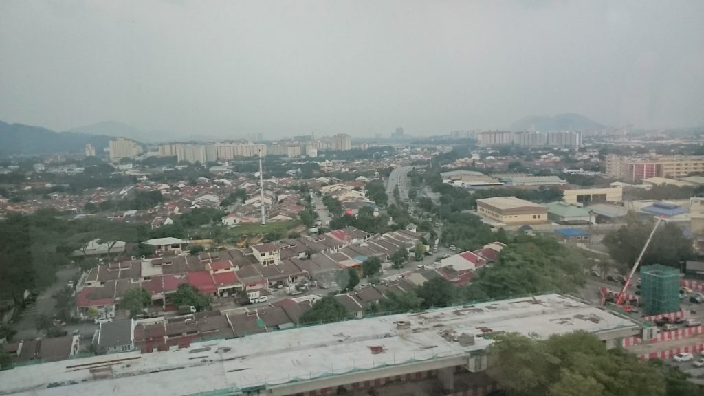 Melawati View with Duke highway