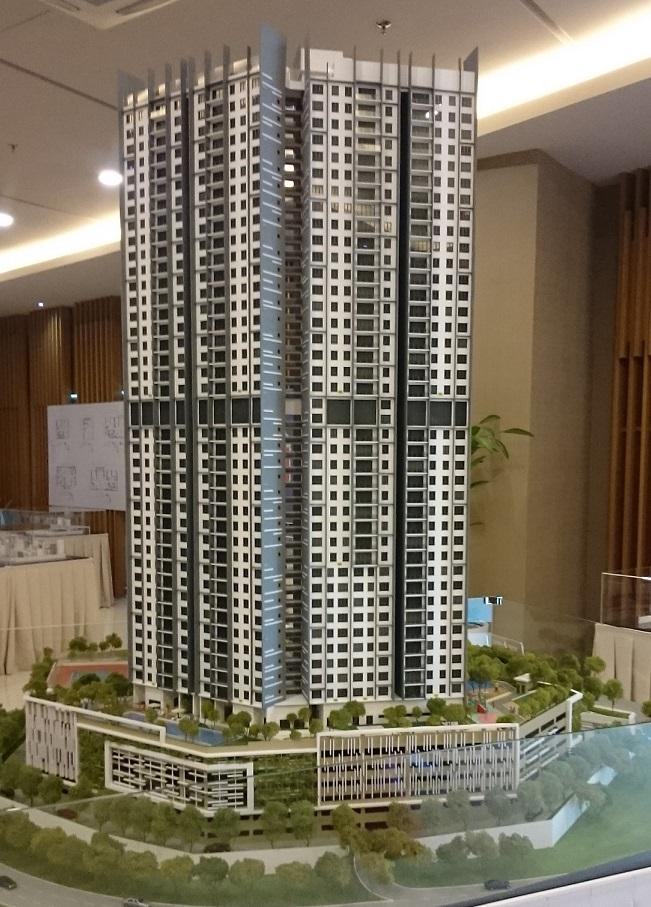 East Parc Model
