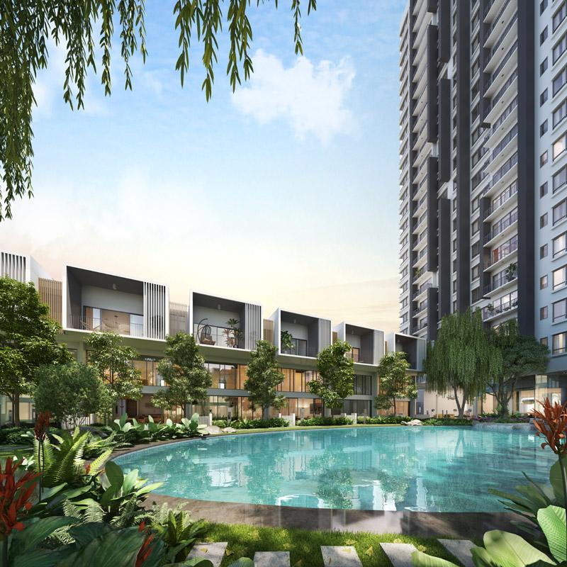 Rise Com Loan Reviews >> Alstonia Malaysia   Bukit Rahman Putra Sungai Buloh