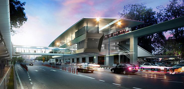 Reasons to Buy Property Near MRT