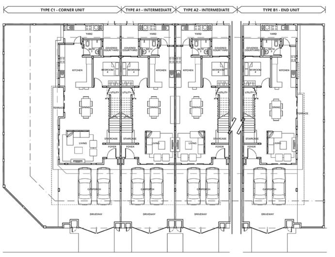 gamuda gardens lavena floor plan
