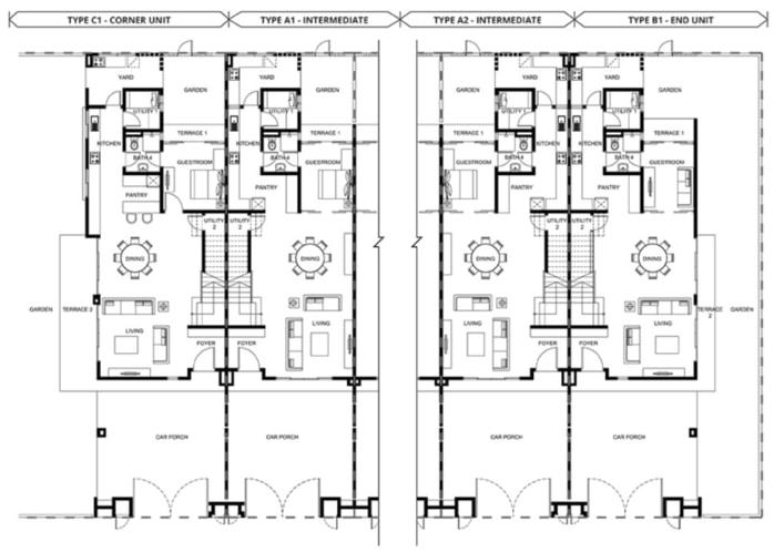nara floor plan
